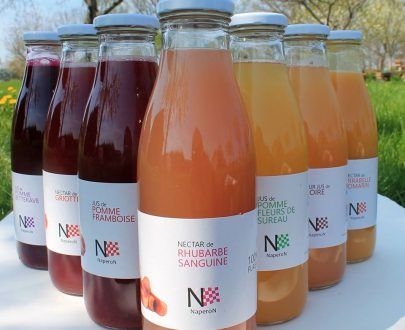 Jus de fruits & Nectars