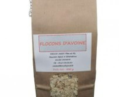 Flocons d'avoine - Moulin Janot - 500g